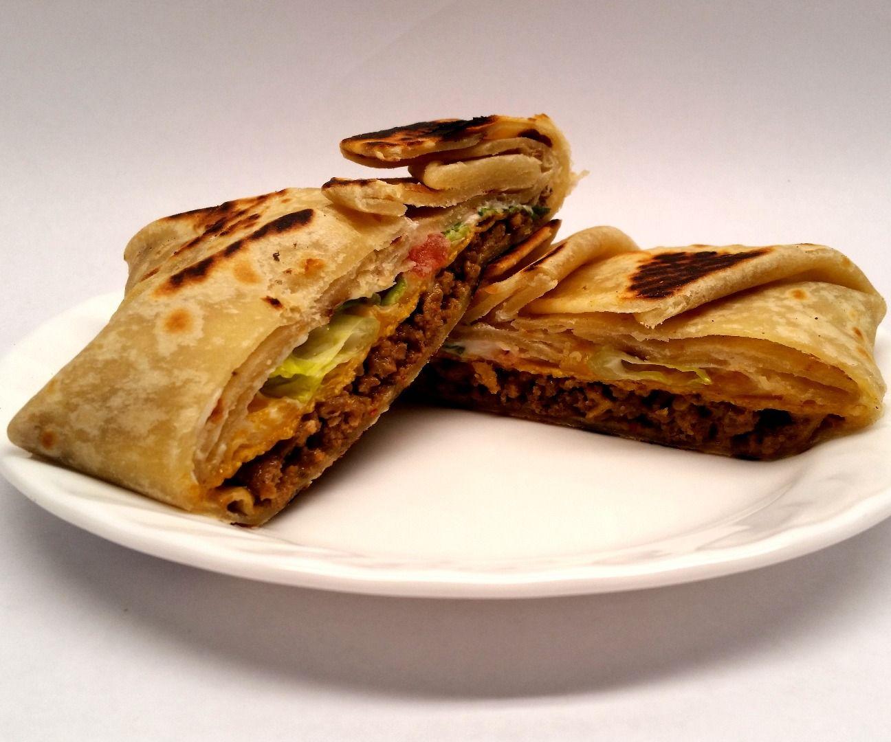 Taco Bell Crunchwrap Supreme - Copycat Recipe