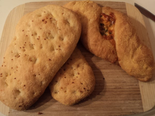 Biga & Ciabatta Done 2 Ways