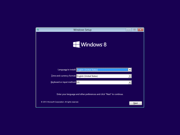 Install Windows 8 directly from Hard drive – NO DVD or USB needed!