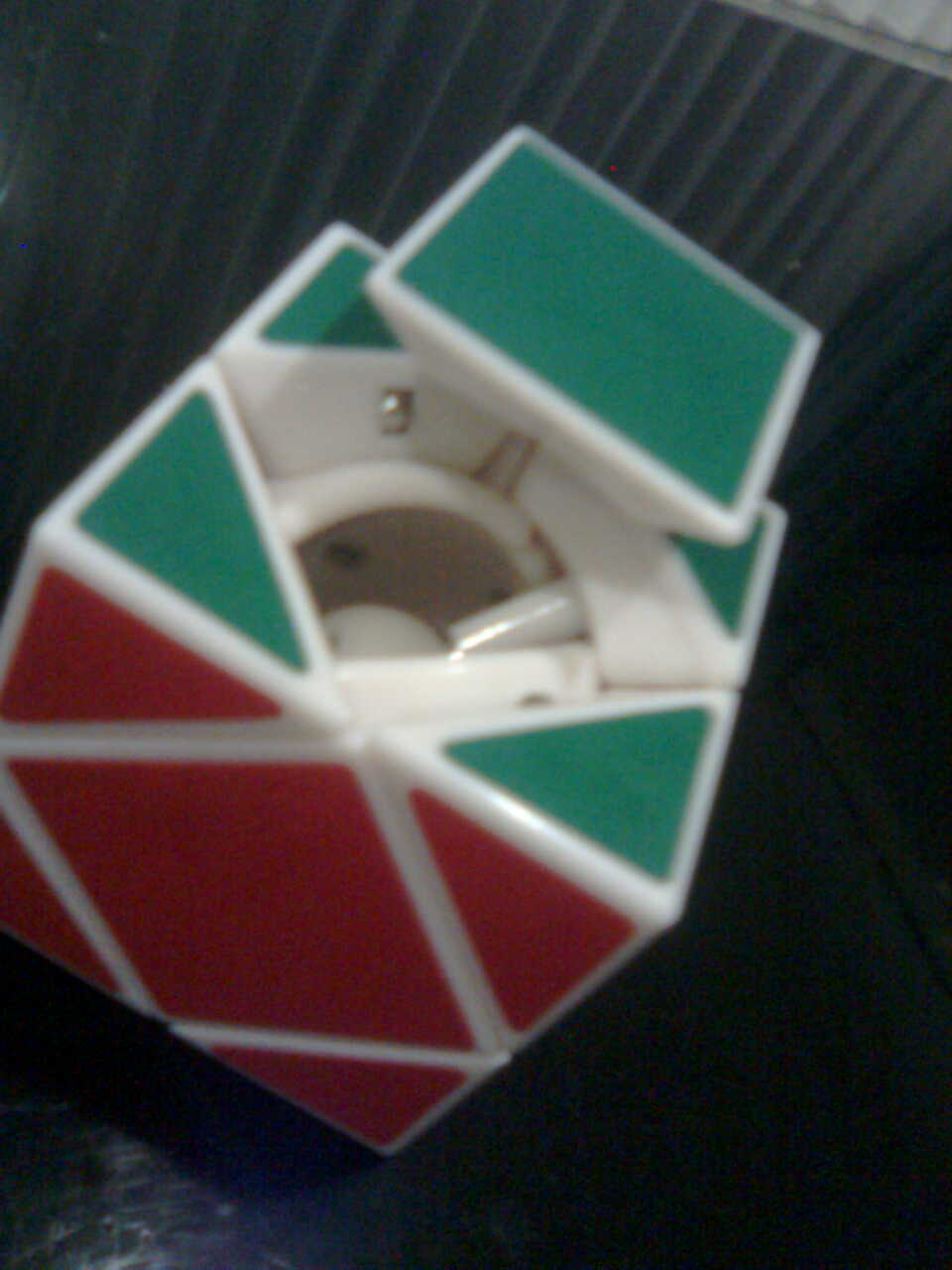 Skewb Mechanisms-Skewb Cube and Skewb Star Mechanisms