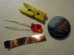 Assembled Coin-cell Holder