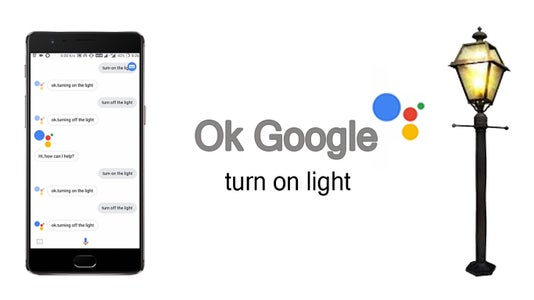 Controlling Appliances With Google Assistant