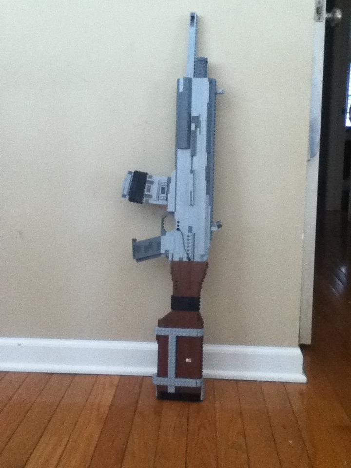 Lego C76 Prototype