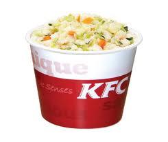 KFC Cole Slaw