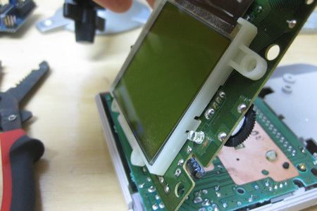 Removing the Circuit Board