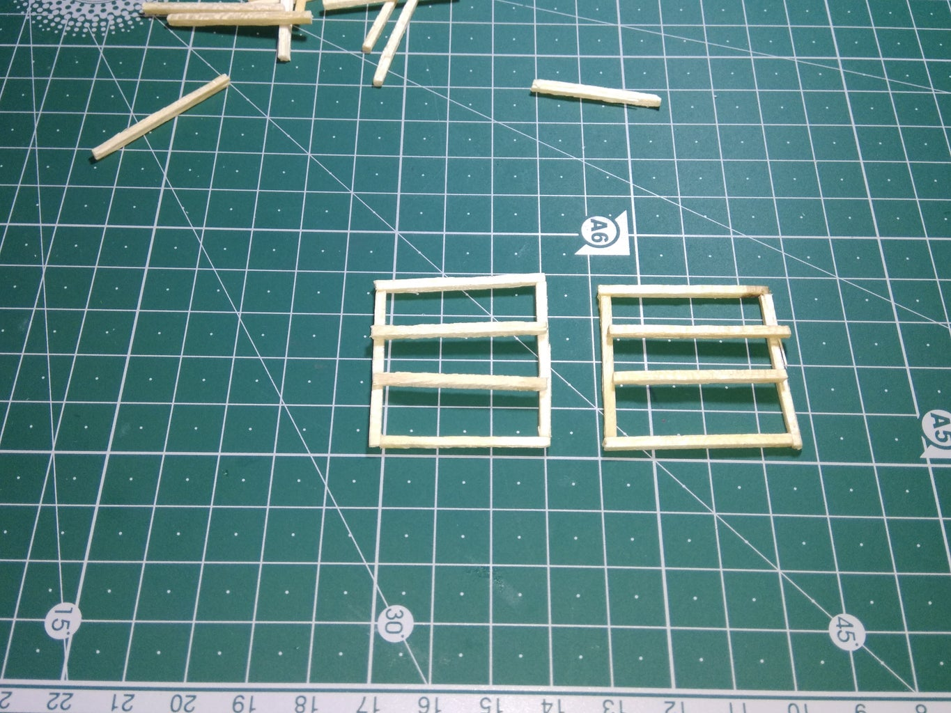 Making the Structure (1)