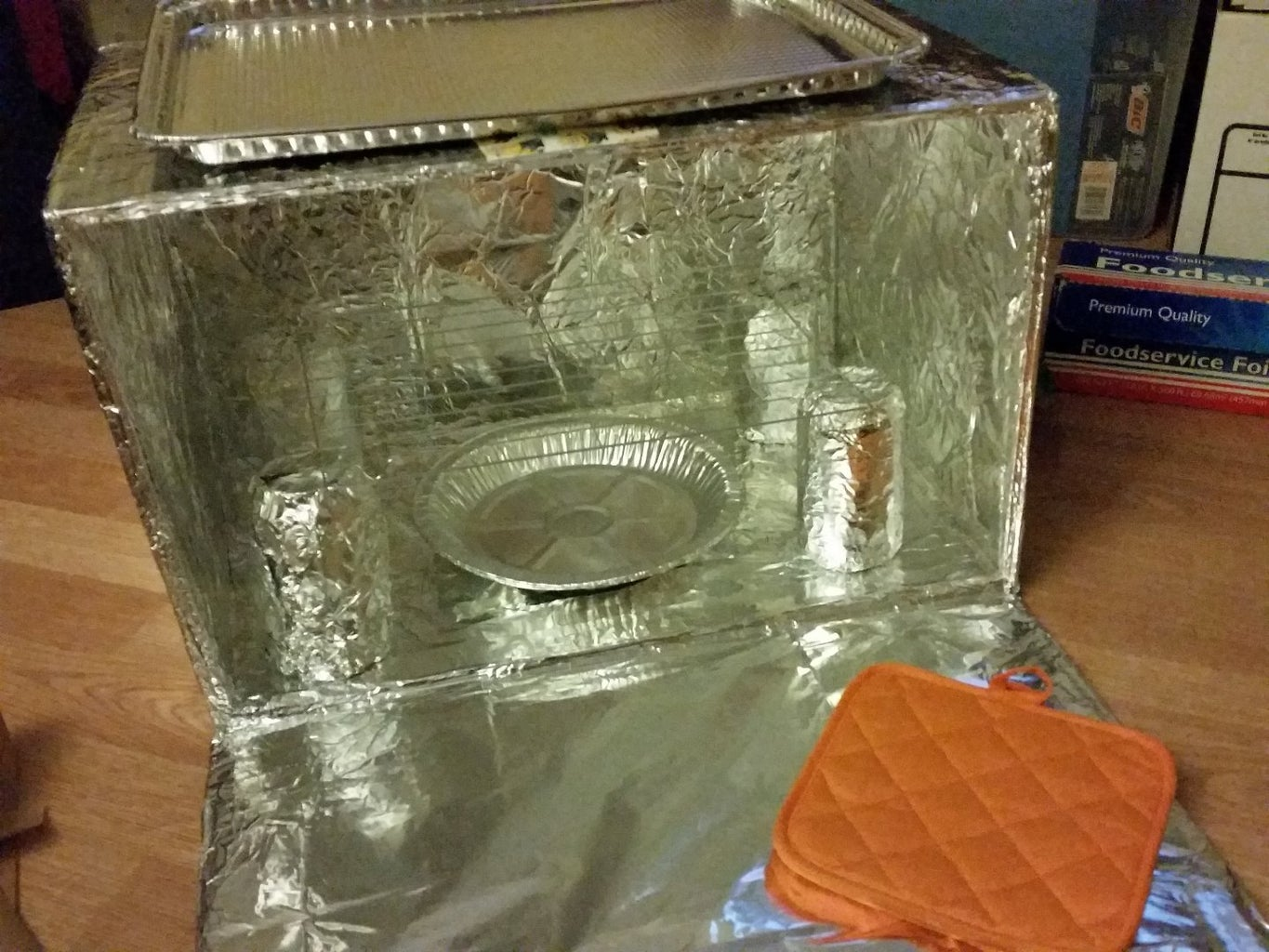 Furnishing Your Oven