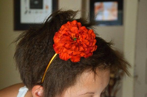 HOW TO: Flower Headband