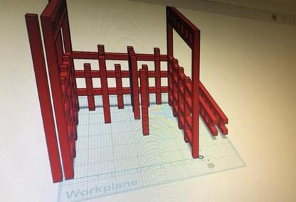 Design the Sides and Posts- Part 2