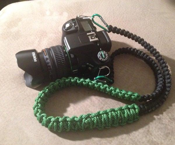Paracord Camera Neck Strap