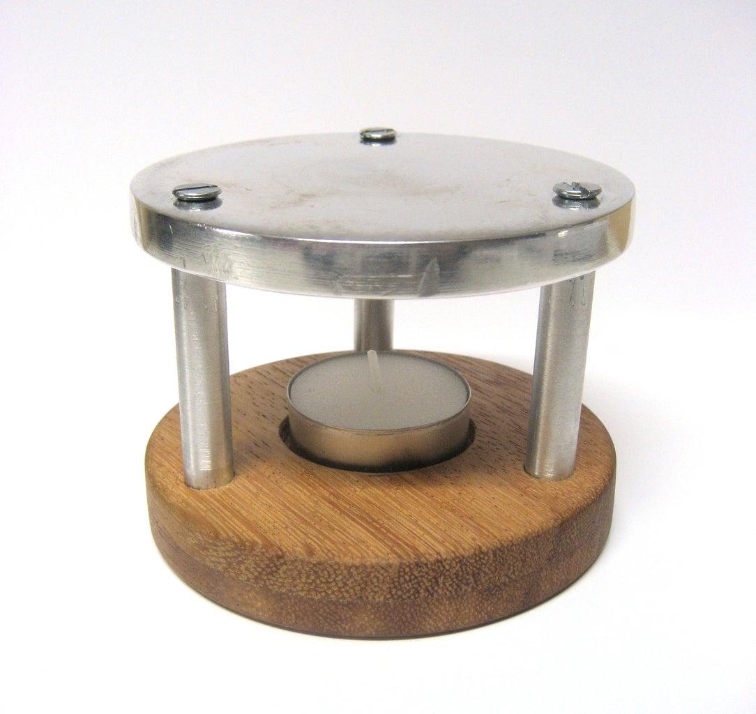 Tea Light Cup Warmer