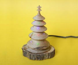 Kitsh Desktop USB Christmas Tree for Geeks