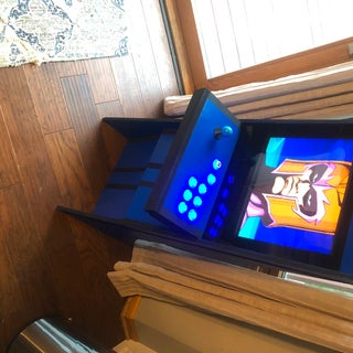 A Super Easy Arcade Machine From 1 Sheet of Plywood