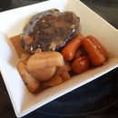 Camp Dutch Oven Pot Roast