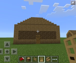 Minecraft Simple House