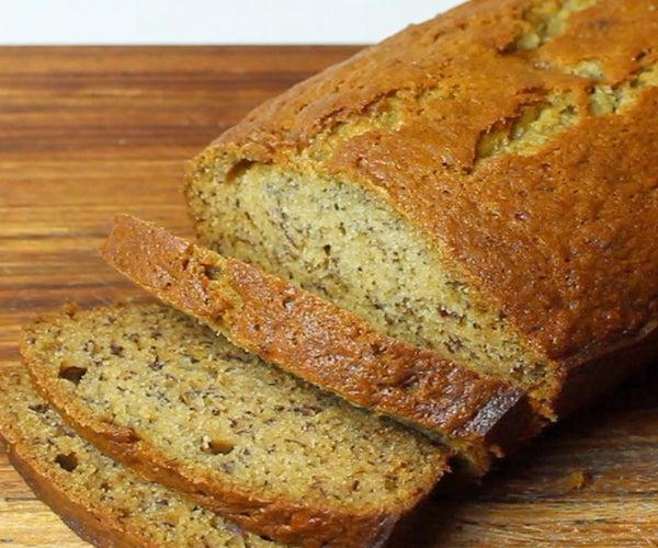Best Easy Banana Bread