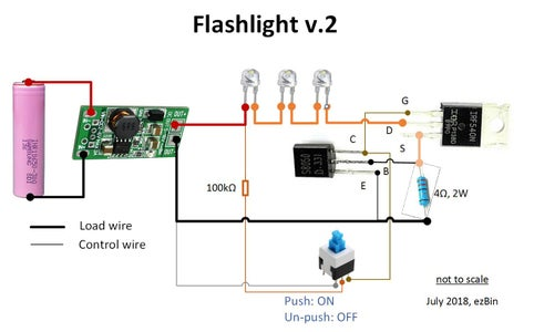 Make a Flashlight