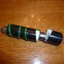 how to make a simple sonic screwdriver