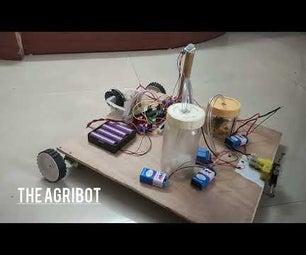DIY AgriBot- the Agriculture Bot