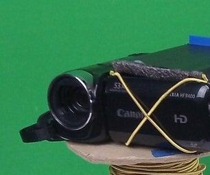 DIY $5 Camera LCD Screen Hood & 3X Magnifier