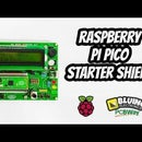 DIY Raspberry Pi Pico Starter Shield