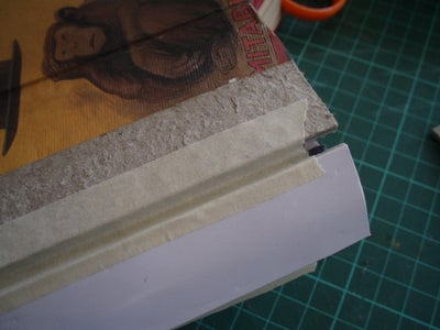 Joining the Cover, Spine and Book