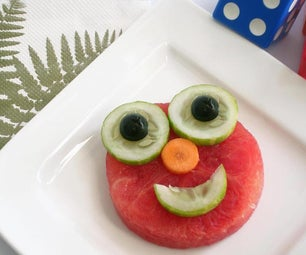 Elmo Fruitoon