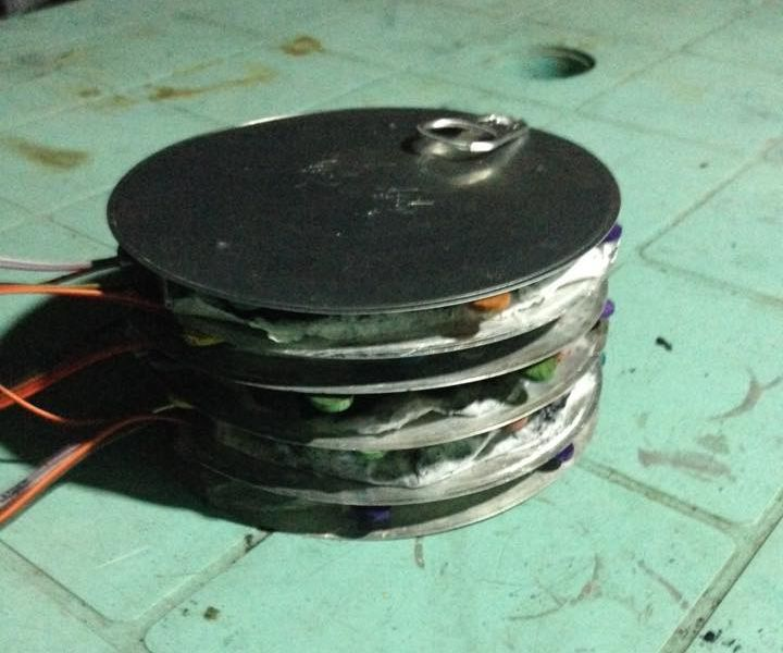 Making instant batteries