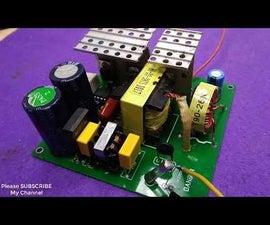 220V to 24V 15A   Power Supply   Switching Power Supply