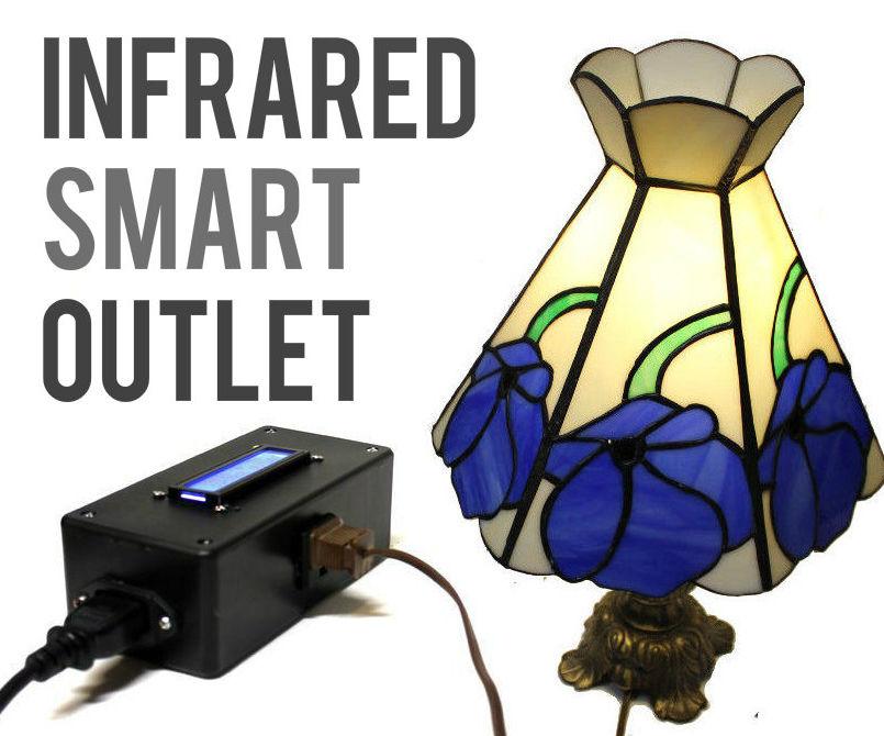 Infrared Smart Outlet