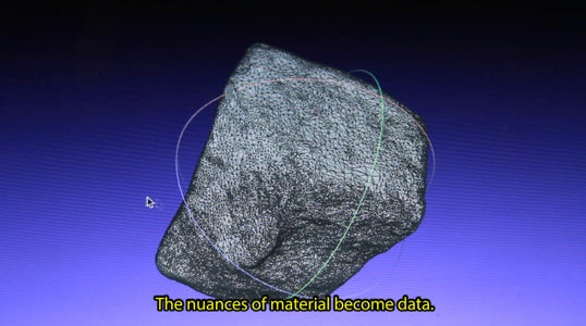 Curate New Rock Species