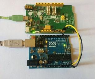 Linkit One to Arduino Communiction I2C