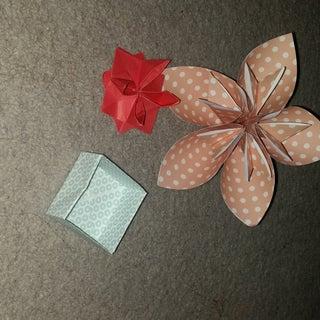 Classic Origami Box