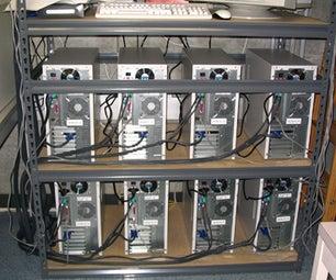 Raspberry Pi Zero Cluster Case