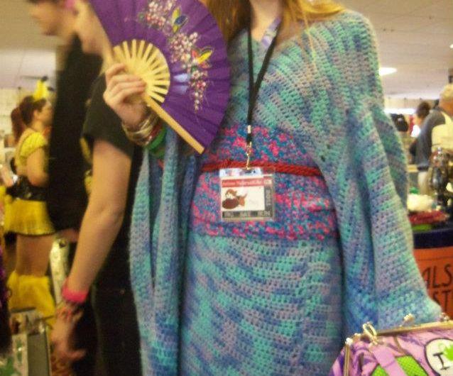 crochet kimono: a formula