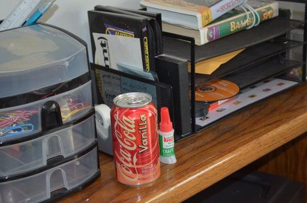 Secret Soda Can Bank