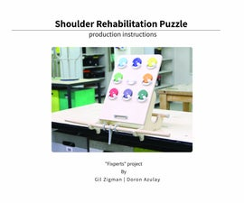 Shoulder Rehabilitation Puzzle
