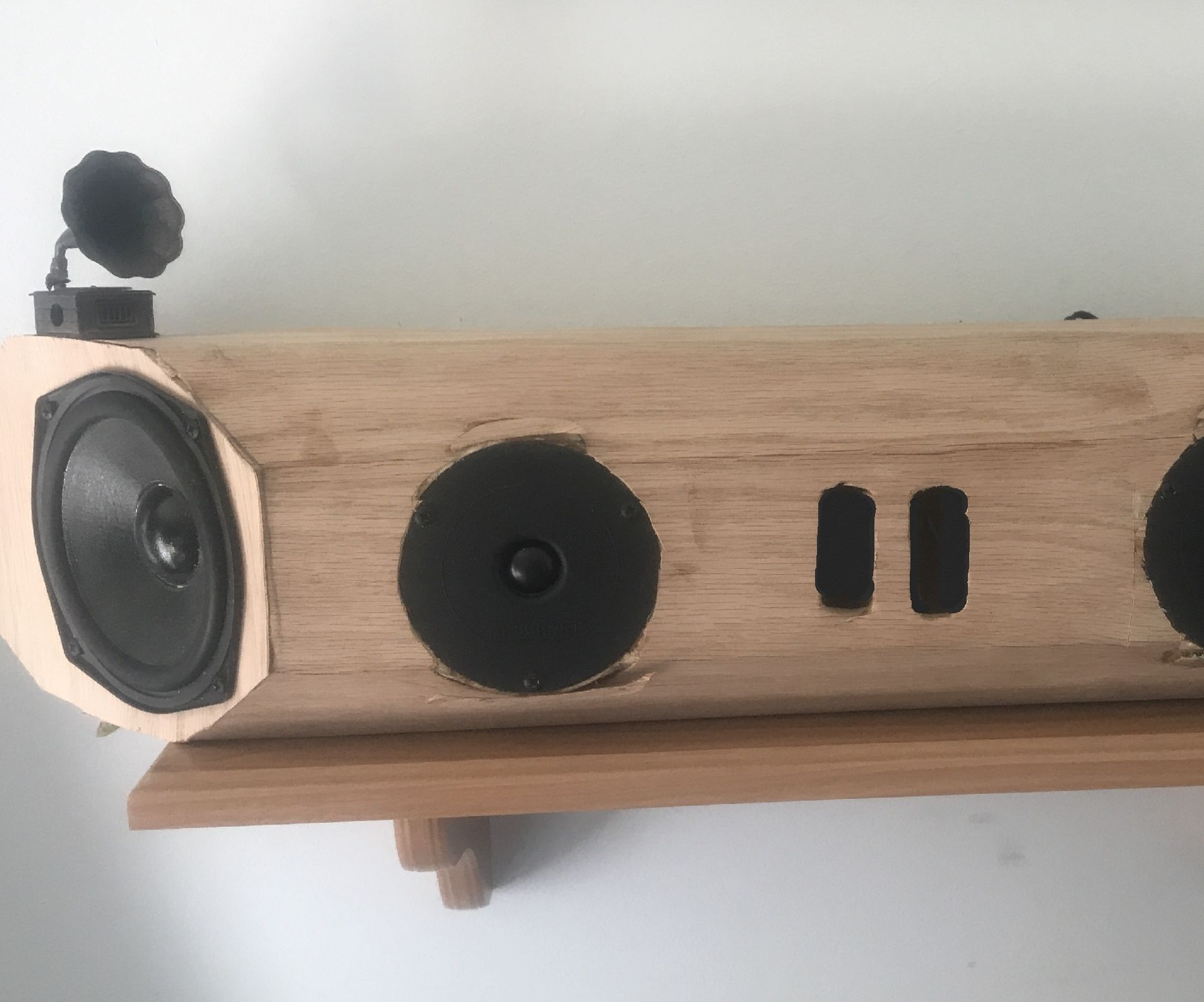 Angular Bluetooth Speaker