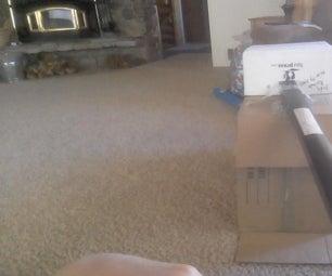 纸板坦克猫床