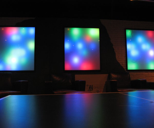 Controllable RGB LED System for Your Home or Office