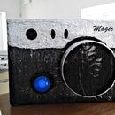 RaspberryPI Photo Camera - MagicBox