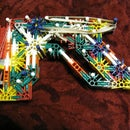 moxx's oodammo pistol with clip.