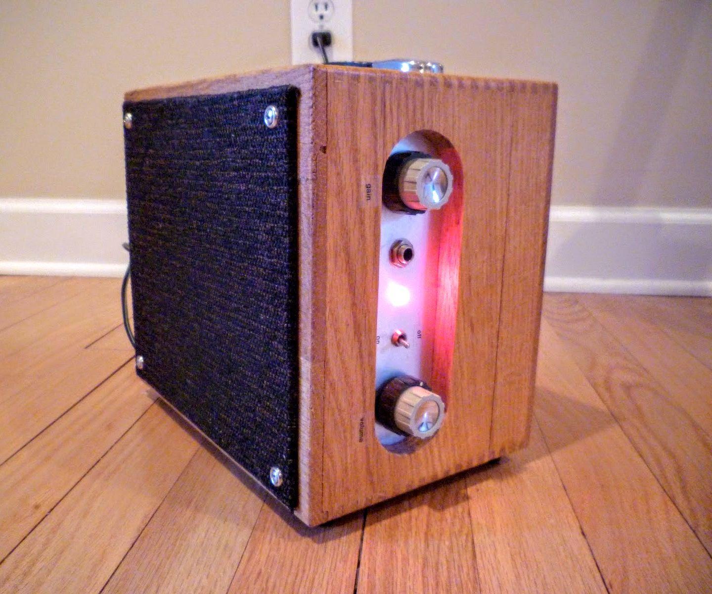 Little Gem Amplifier