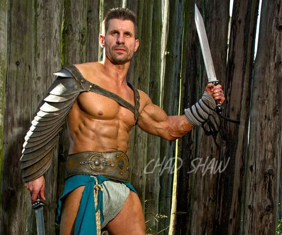Spartacus Costume by Corsophoto
