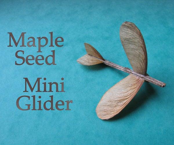 Maple Seed Mini Glider