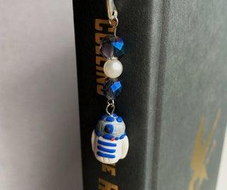 R2D2 Star Wars Charm Bookmark