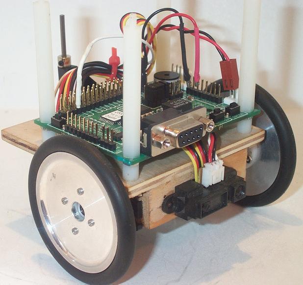Super Simple Beginners Robot!