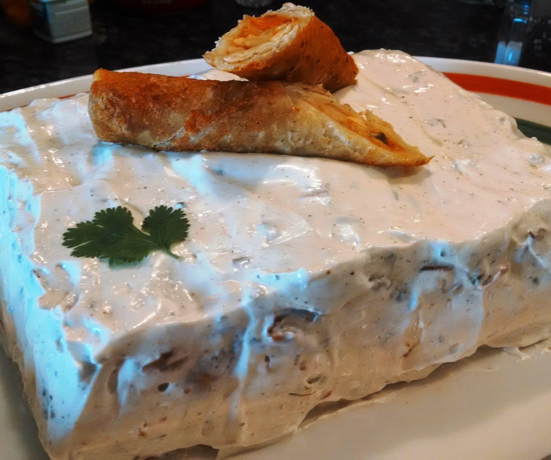 Taquito Cake