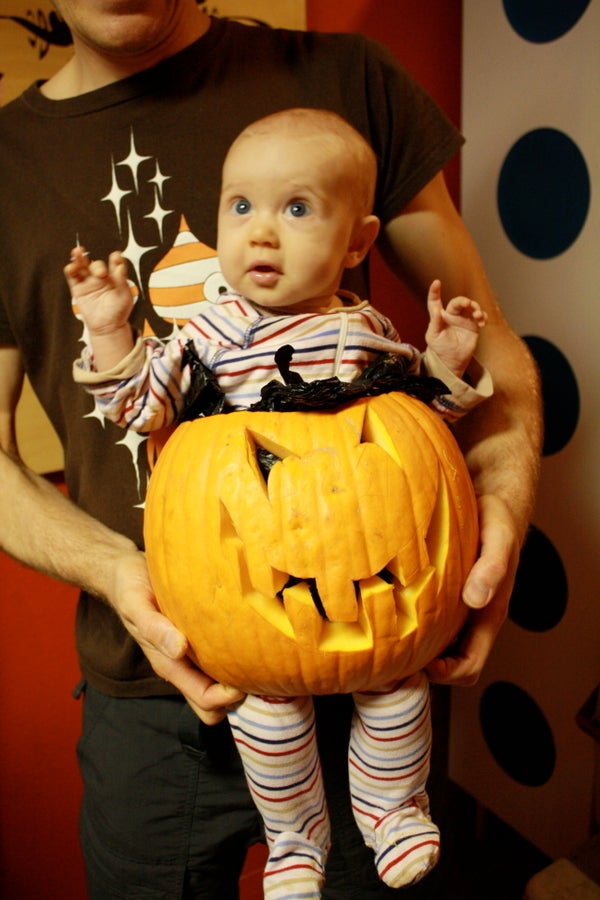 9 Things to Stuff a Baby Into (for Halloween)