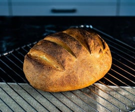 Simple White Bread for Beginners